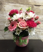 """Bundle of Joy - Fresh Flower Design - Deluxe"
