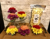 """PetalCakes & Popcorn"" - Celebration Gift Pack"