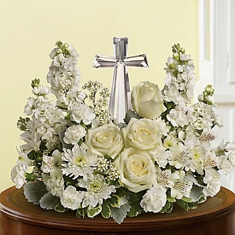 """Amazing Grace & Love"" - Fresh Flower Arrangement"