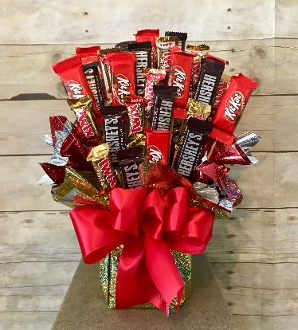 """Sweet Sparkles"" Candy Bouquet **BEST SELLER!**"