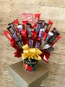 """My Favorite Teacher"" Candy Bouquet"